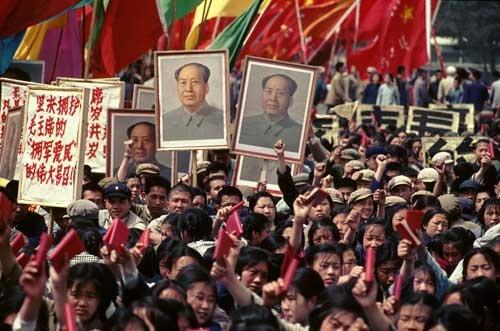 文化大革命時の中国