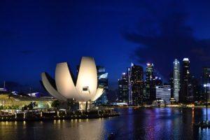シンガポール株式投資
