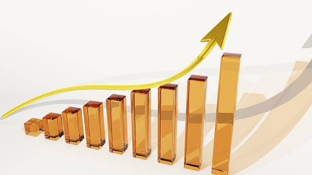 株価上昇・配当